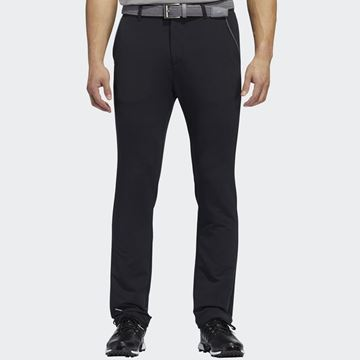 Adidas FallWeight Trousers - Black, Golf Clothing Trousers