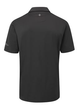 Oscar Jacobson Chap Tour Polo Black, Men's apparel