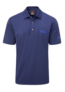 Oscar Jacobson Chap Tour Polo Navy, Men's Apparel