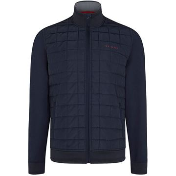 Ted Baker Trolley Jacket - Navy, Golf Clothing Jackets