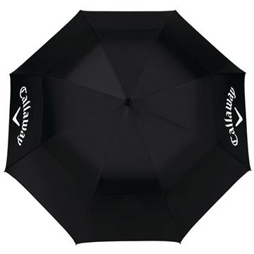 "Callaway 64"" Classic Double Canopy Umbrella, Golf Umbrellas"