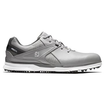 Footjoy Pro SL Golf Shoe - Grey/White - 53847, Golf Shoes Mens