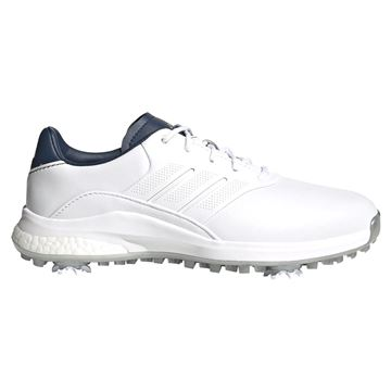Adidas Ladies Performance Classic Golf Shoes - White FX4330, Golf Shoes Ladies