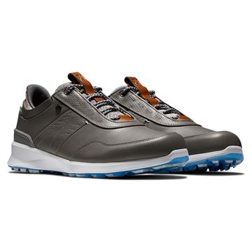 Footjoy Stratos Grey 50042, Men's Golf Shoes