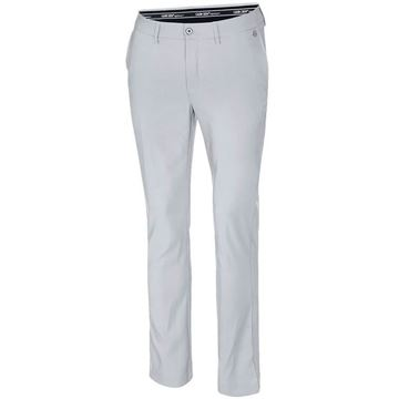 Galvin Green Noah Fitted Trousers - Steel