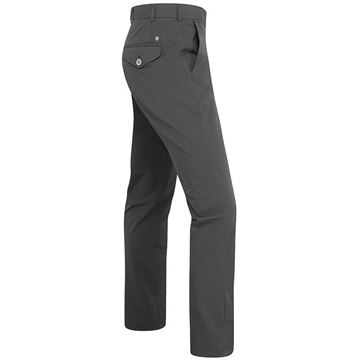 Oscar Jacobson Dooley Trousers - Charcoal, Golf Clothing Trousers