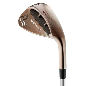 Taylormade HI-TOE BIG FOOT RAW Wedge 2021