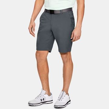 Under Armour Performance Taper Shorts - Pitch Grey