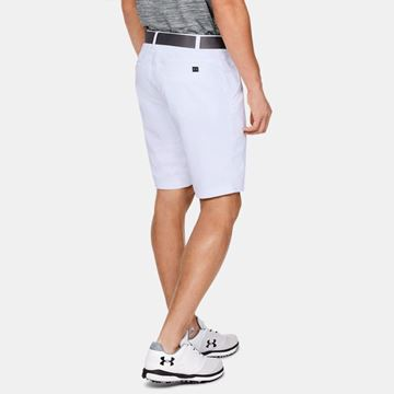 Under Armour Performance Taper Shorts - White