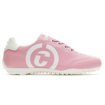 Duca Queenscup Ladies Golf Shoes - Pink, Golf Shoes Ladies