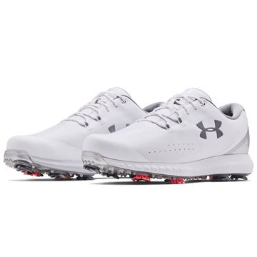 Under Armour HOVR Driver Golf Shoes White - 3022294, Golf Shoes Mens
