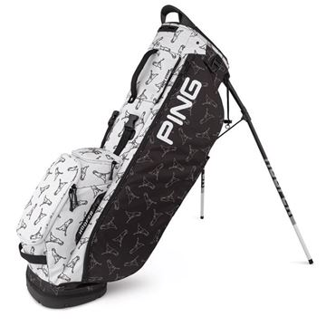Ping Hoofer Litre Mr Ping Stand Bag, Golf Bags Carry