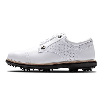 Cuater The Legend Golf Shoes - White 4MR214