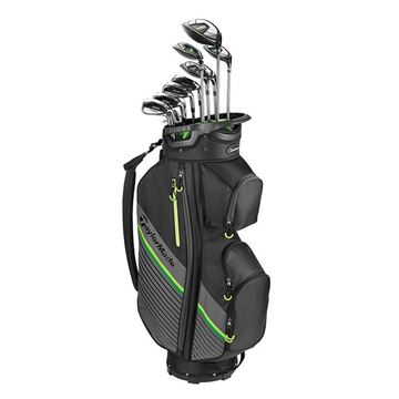 Taylormade RBZ 11 Piece Package Set - Steel Irons, Golf Clubs Package set