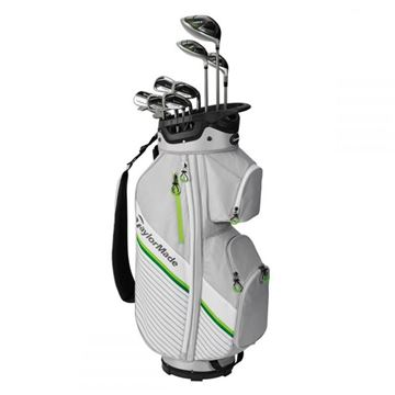 Taylormade Ladies RBZ 10 Piece Package Set, Golf Clubs Package sets